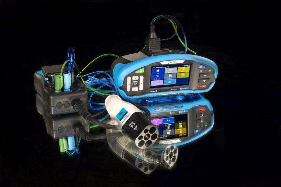3b MI 3155_EurotestXD_EVSE_adapter
